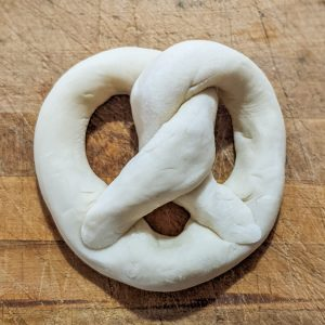 how to make a pretzel 3